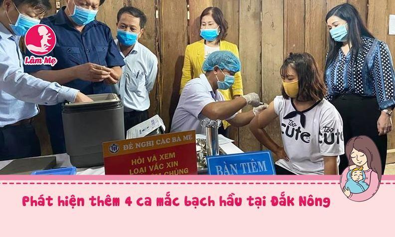 Phát hiện thêm 4 ca mắc bạch hầu tại Đắk Nông và những điều cần chú ý để phòng bệnh trước khi quá muộn