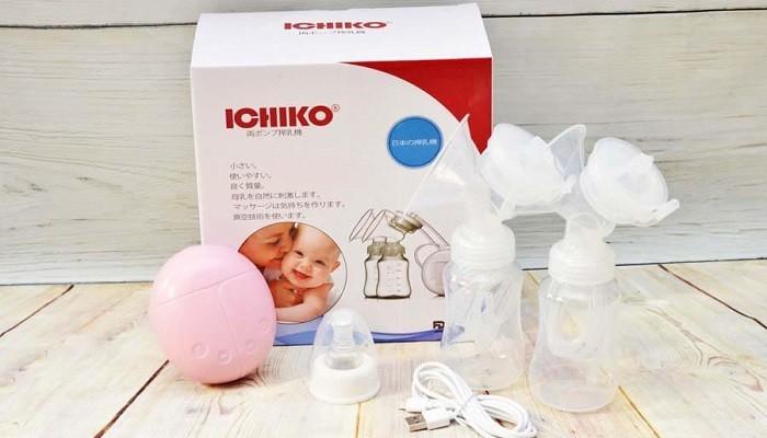 máy hút sữa tốt nhất cho mẹ sau sinh