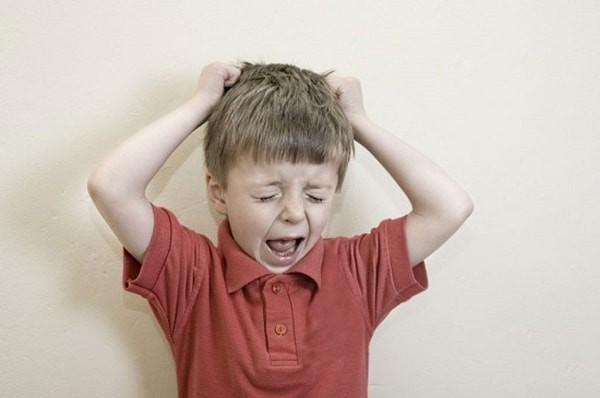 Rối loạn hành vi ở trẻ