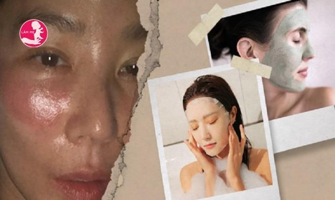 """Đắp mặt nạ qua đêm và """"bi kịch"""" của hoa hậu xứ Hàn"""