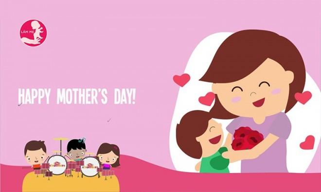 Ngày của mẹ - Ngày của những người phụ nữ tuyệt vời nhất