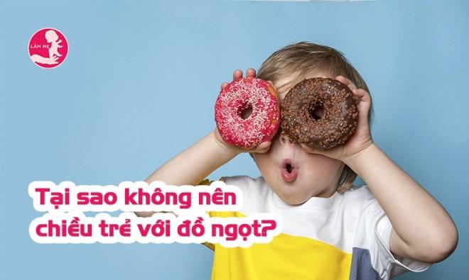 Trẻ dưới 10 tuổi có thể mất 20 năm tuổi thọ vì ăn nhiều bánh ngọt và uống nước ngọt