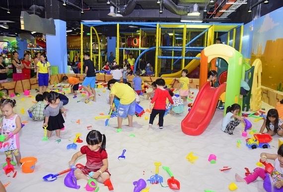 Mức độ thường xuyên của bạn để đưa con đến các khu vui chơi?