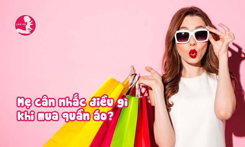 Tiêu chí nào ảnh hưởng nhiều nhất đến việc bạn lựa chọn mua quần áo?