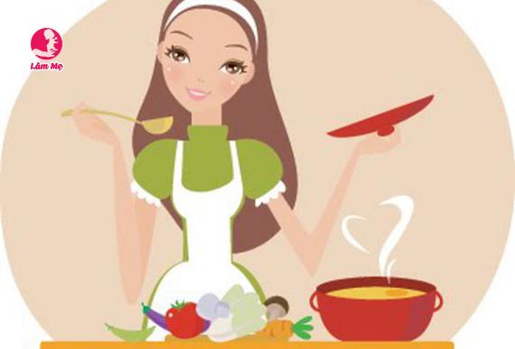 Khi nấu món ăn dặm cho bé, bạn thích nấu món nào nhất?