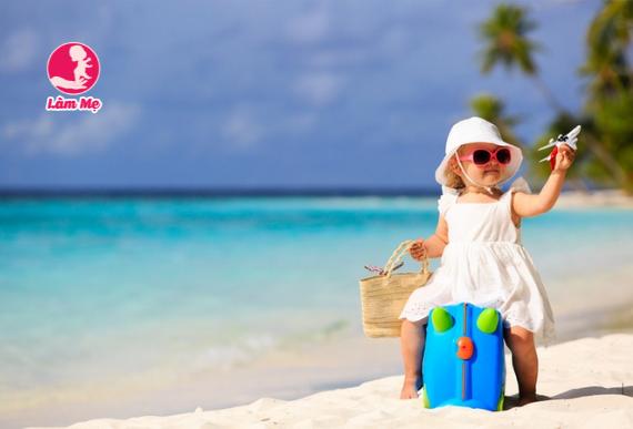 Gia đình bạn thường cho bé vui hè ở đâu?
