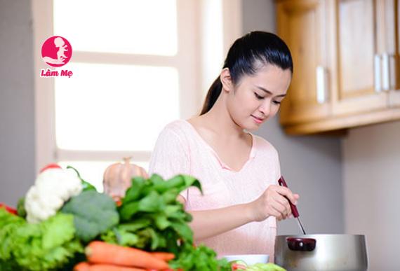 1 Tuần qua mẹ đã nấu những món nào?