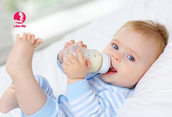 Mẹ thường mua sữa cho bé ở đâu?