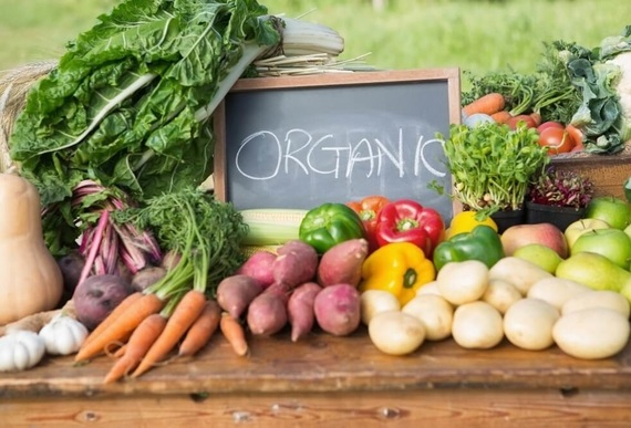 Khảo sát mức độ quan tâm đến thực phẩm hữu cơ